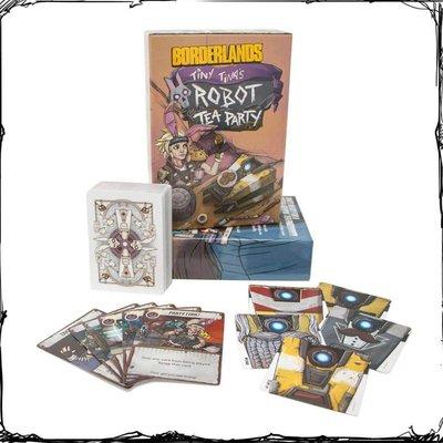 Borderlands: Tiny Tina's Robot Tea Party Board Game