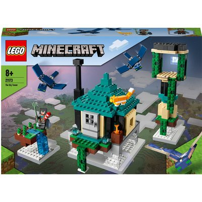 LEGO Minecraft The Sky Tower Construction Toy (21173)