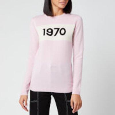 Bella Freud Women's 1970 Cashmere Jumper - Pink - XS