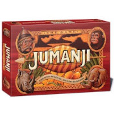 The Jumanji Classic Board Game
