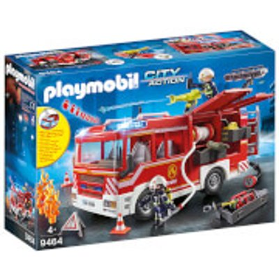 Playmobil City Action Fire Engine with Working Water Cannon (9464)