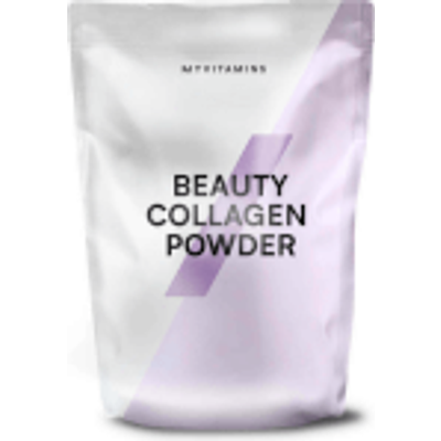 Myvitamins Beauty Collagen Powder - 360g - Strawberry