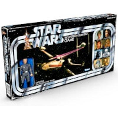 Hasbro Star Wars Escape From the Death Star Board Game (Includes Exclusive Grand Moff Tarkin Figure)