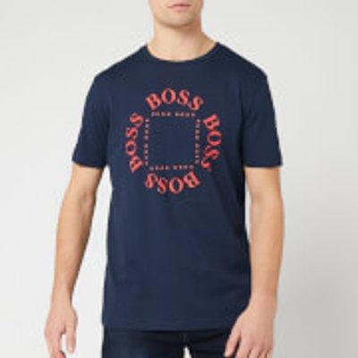BOSS Men's T-Shirt 1 - Navy - L