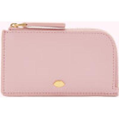 Lulu Guinness Women s Lip Pin Leah Wallet   Blossom - 5056238011597