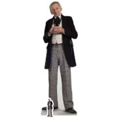 The First Doctor David Bradley  Christmas Special  Life Size Cut Out - 5055789210954
