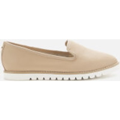 Dune Women's Galleon Leather Comfort Loafers - Cappuccino - UK 6