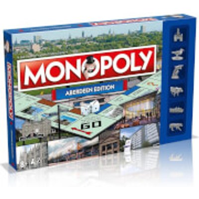Monopoly Board Game - Aberdeen Edition