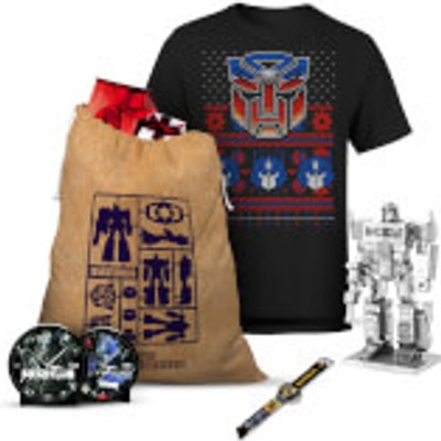 Transformers Officially Licensed Christmas Bundle - S