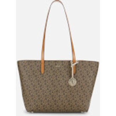 DKNY Women s Bryant Park Medium Tote Bag   Mocha - 795733250852