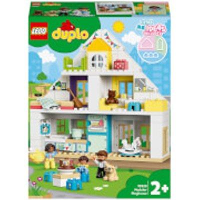 LEGO DUPLO Town: Modular Playhouse 3in1 Building Set (10929)