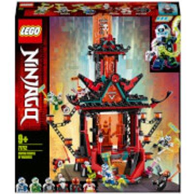 LEGO NINJAGO: Empire Temple of Madness Building Set (71712)