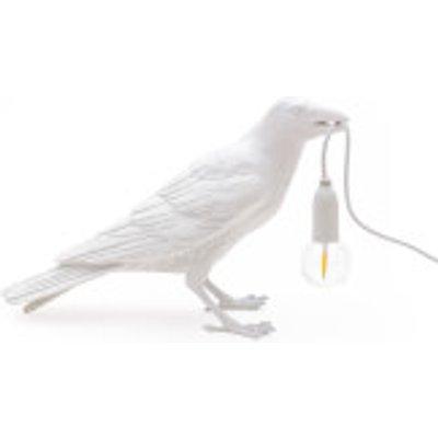 Seletti Waiting Bird Lamp - White