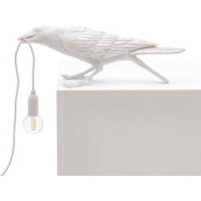 Seletti Playing Bird Lamp - White
