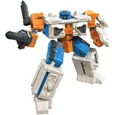 Hasbro Transformers Generations War for Cybertron Deluxe WFC-E18 Airwave Modulator