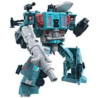 Hasbro Transformers Generations War for Cybertron Earthrise Leader WFC-E23 Doubledealer