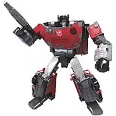 Hasbro Transformers Generations War for Cybertron Series-Inspired Sideswipe