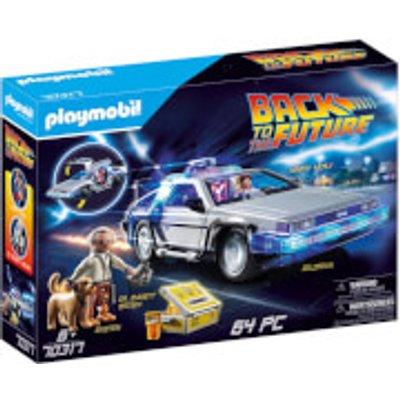 Playmobil Back to the Future DeLorean (70317)