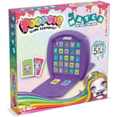 Top Trumps Match Board Game - Poopsie Unicorn Edition