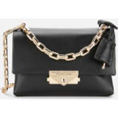 MICHAEL MICHAEL KORS Women s Cece XS Chain Cross Body Bag   Black - 192877518990