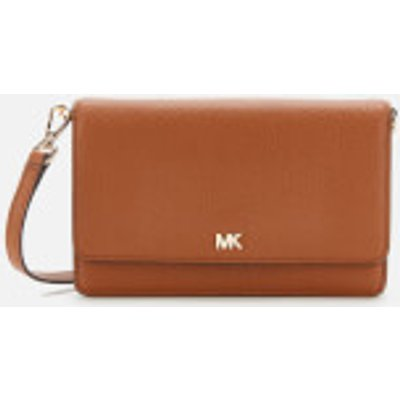 MICHAEL MICHAEL KORS Women s Mott Phone Cross Body Bag   Luggage - 193599302096