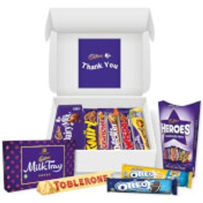 Cadbury Chocolate Hamper - Thank You