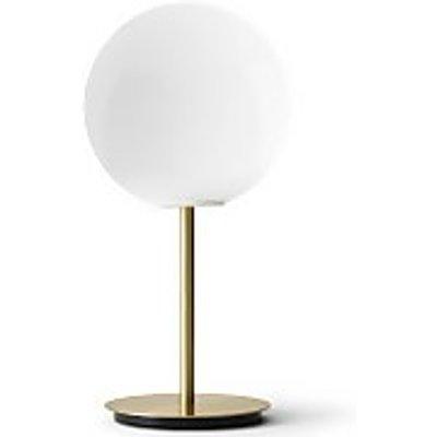Menu Shiny Opal Table Lamp - Brushed Brass
