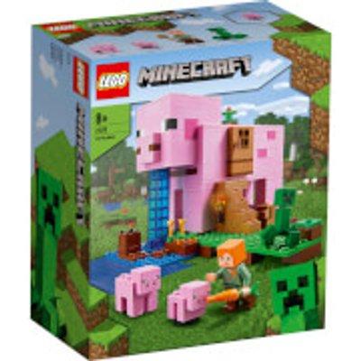 LEGO Minecraft: The Pig House Building Set (21170)