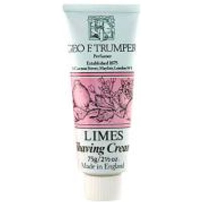 Geo  F  Trumper Shave Cream Tube   Extract of Limes 75gm - 5038607090471