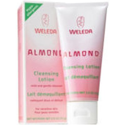 Weleda Almond Cleansing Lotion  75ML  - 4001638080316