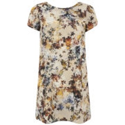 LOVE Women s V Back Shift Dress   Multi   UK 10   Multi - 5051829131845