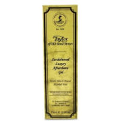 Taylor of Old Bond Street Sandalwood Luxury Aftershave Gel  75ml - 696770060070