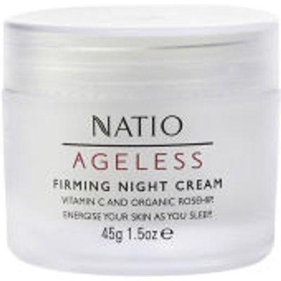 Natio Ageless Firming Night Cream  45g  - 9316542120481