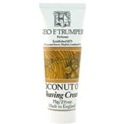 Trumpers Shave Cream   Coconut - 5038607094479