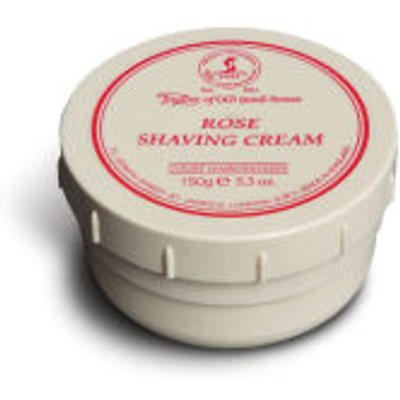 Taylor of Old Bond Street Shaving Cream Bowl  150g    Rose - 696770010044