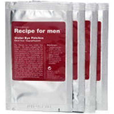 Recipe for Men   Under Eye Patches 4 pieces - 7350012810078