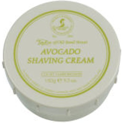 Taylor of Old Bond Street Shaving Cream Bowl  150g    Avocado - 696770010068