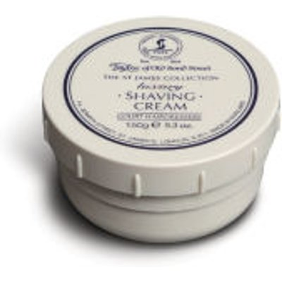 Taylor of Old Bond Street Shaving Cream Bowl  150g    St James - 696770010150