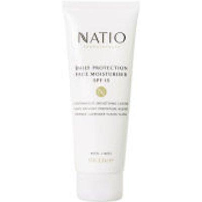 Natio Daily Protection Face Moisturiser SPF 15  100g  - 9316542116873