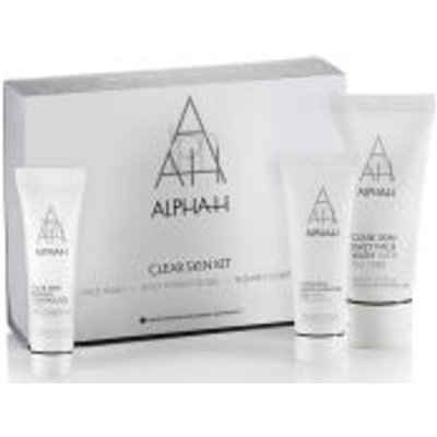 Alpha H Clear Skin Collection  3 Products  - 9336328003463