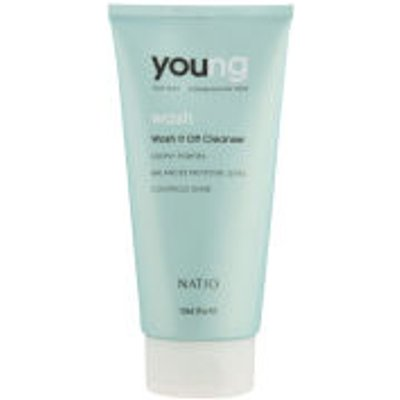 Natio Young Wash It Off Cleanser  150ml  - 9316542116804