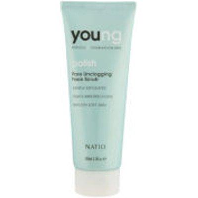 Natio Young Pore Unclogging Face Scrub  100ml  - 9316542116811