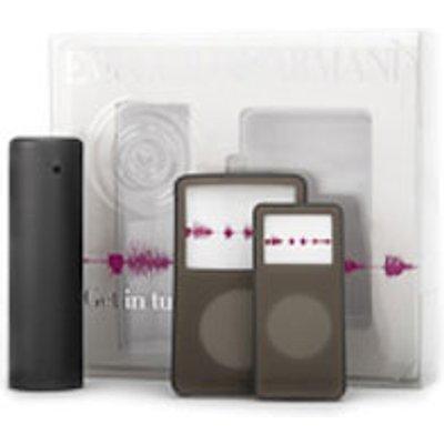 Emporio Armani   He Gift Set  50ml Eau de Toilette with MP3 Case  3605520297113