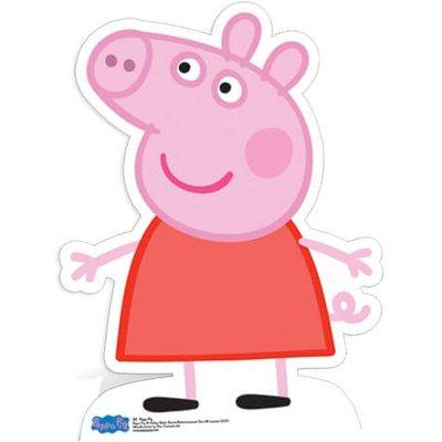 Peppa Pig Peppa Star Mini Cut Out
