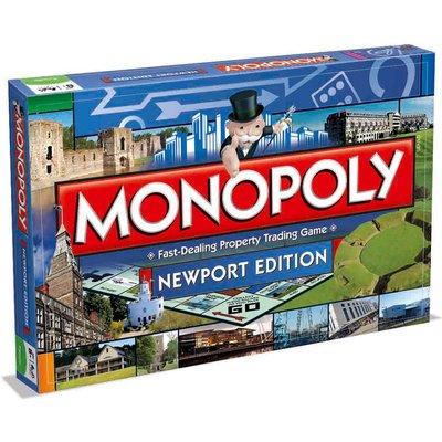 Monopoly Board Game - Newport Edition