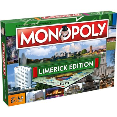 Monopoly Board Game - Limerick Edition