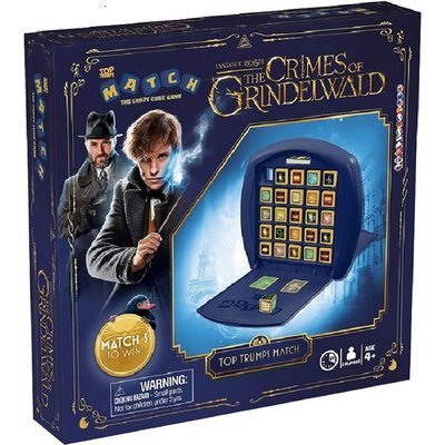 Top Trumps Match Board Game - Fantastic Beasts Edition