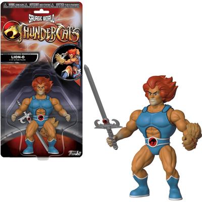 Funko Savage World: Thundercats - Lion-O Action Figure
