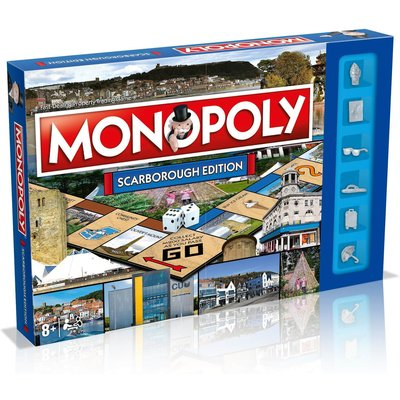 Monopoly Board Game - Scarborough Edition
