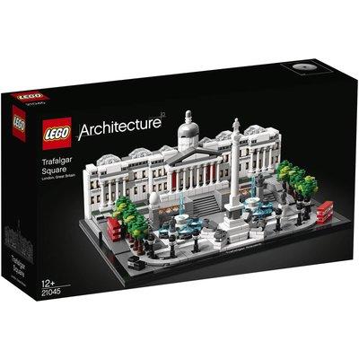 LEGO Architecture: Trafalgar Square London Building Set (21045)